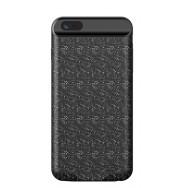 Чехол-аккумулятор для iPhone 7 Plus  8 Plus BASEUS 7300 мАч черный