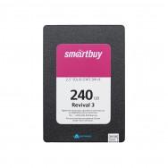 "SSD диск 2.5"" - Smartbuy Revival 3, 240Gb, SATA 6GB/s"