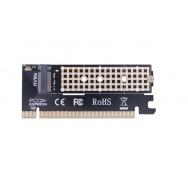 Адаптер для установки SSD M.2 (NVMe) в слот PCI-E 3.0 x16