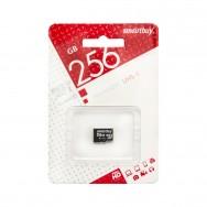 Карта памяти microSD - SmartBuy 256Gb (Сlass 10)