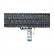 Клавиатура для Lenovo Yoga 500-15ISK с подсветкой