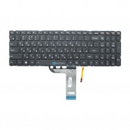 Клавиатура для Lenovo Yoga 500-15IBD с подсветкой