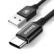 Кабель Baseus Yiven Artistic USB - USB Type-C (CATYW) 1.2m