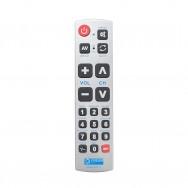 Универсальный пульт для телевизоров R-TV2 Dream - белый