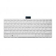 Клавиатура для HP Pavilion 11-k100 x360 белая