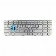 Клавиатура для HP Pavilion dv6-6100 серебристая