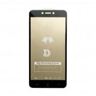 Защитное стекло Xiaomi Redmi 4X | Redmi 5A | Redmi Go - черное