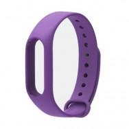 Браслет для Mi Band 2 фиолетовый