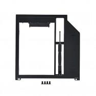 Переходник для дополнительного HDD (optibay) для Macbook SATA 9.5 mm