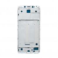 Рамка дисплея для Xiaomi Redmi 5 Plus - белая