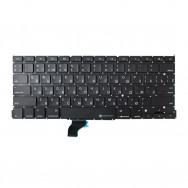 Клавиатура для MacBook Pro 13 A1502 (плоский Enter)