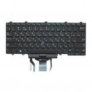 Клавиатура для Dell Latitude E5450 с подсветкой и трекпоинтом