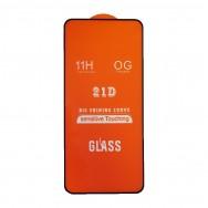 Защитное стекло Xiaomi Poco X3 - черное