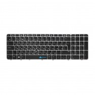 Клавиатура для HP EliteBook 755 G3 с подсветкой