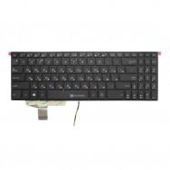 Клавиатура для Asus VivoBook Pro N580GD с подсветкой
