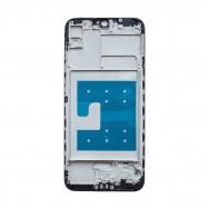 Рамка дисплея для Huawei HONOR 8A - черная