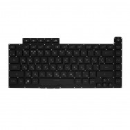 Клавиатура для Asus ROG Strix G531GV с RGB подсветкой (PER KEY)