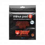 Термопрокладка Thermal Grizzly Minus Pad 8 30x30x1mm 8wmk