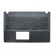 Топ-панель с клавиатурой для Asus R512 черная