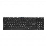 Клавиатура для MSI GE63 8RE Raider RGB - подсветка Per-Key RGB