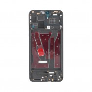 Рамка дисплея для Huawei Honor 8X - черная