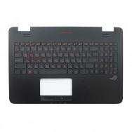 Топ-панель с клавиатурой для Asus ROG G551 с подсветкой
