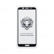 Защитное стекло Huawei Honor 7A / Huawei Y5 2018 / Y5 Prime 2018 / Y5 Lite 2018 / Honor 7S - черное