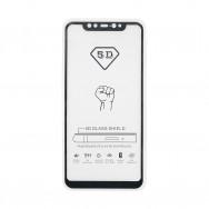 Защитное стекло Xiaomi Mi 8 Pro - черное