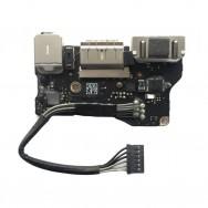 Плата питания I/O Power Board 820-3214-A Macbook Air 13 A1466 2012