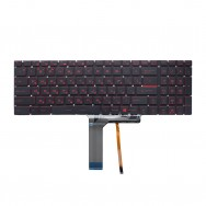 Клавиатура для MSI GF75 Thin 8RD с подсветкой
