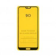 Защитное стекло Huawei Honor 10 - черное