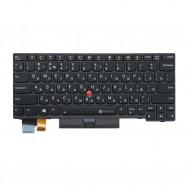 Клавиатура для Lenovo ThinkPad X280 с подсветкой