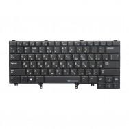 Клавиатура для Dell Latitude E6320 с трекпоинтом