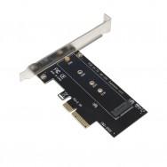 Адаптер для установки SSD M.2 (NVMe) в слот PCI-E 3.0 x4