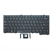 Клавиатура для ноутбука Dell Latitude E7240 с подсветкой