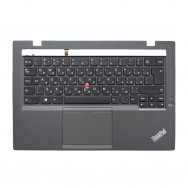 Топ-панель с клавиатурой для Lenovo ThinkPad X1 Carbon (2nd Gen)