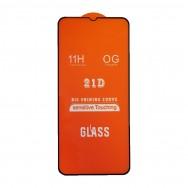 Защитное стекло Xiaomi Poco M3 - черное