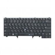 Клавиатура для Dell Latitude E6320 с подсветкой и трекпоинтом