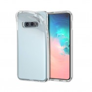 Чехол для Samsung Galaxy S10e SM-G970F силиконовый (прозрачный)