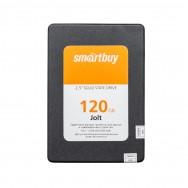 "SSD диск 2.5"" - Smartbuy Jolt, 120Gb, SATA 6GB/s"