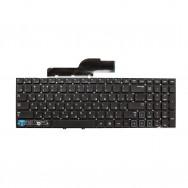 Клавиатура для SAMSUNG NP 300V5A черная без рамки