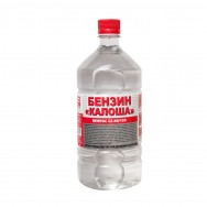 """Растворитель Solins Бензин """"Калоша"""" (1000 мл.)"""