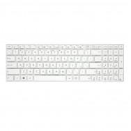 Клавиатура для Asus K540 - белая