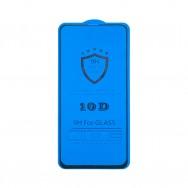 Защитное стекло Huawei Honor View 20 (V20) - черное