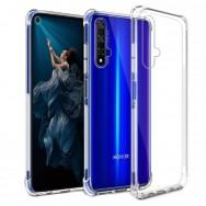 Чехол для Huawei Honor 20 силиконовый (прозрачный)
