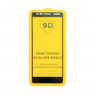 Защитное стекло Nokia 3.1 (2018) - черное