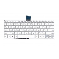 Клавиатура для Asus X200LA белая