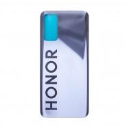 Задняя крышка Huawei Honor 30 | Honor 30 Premium | Nova 7 - Серебристая