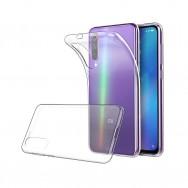 Чехол для Xiaomi Mi 9 SE силиконовый (прозрачный)