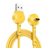 Кабель Baseus Maruko Video Cable (CATQX-0Y) - Желтый